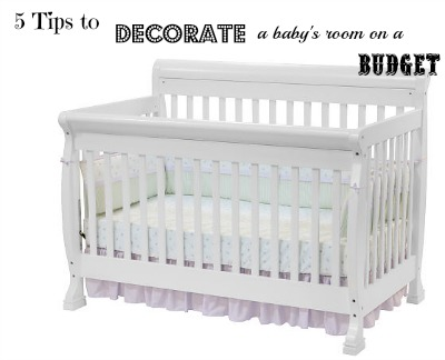 Baby S Room On A Budget