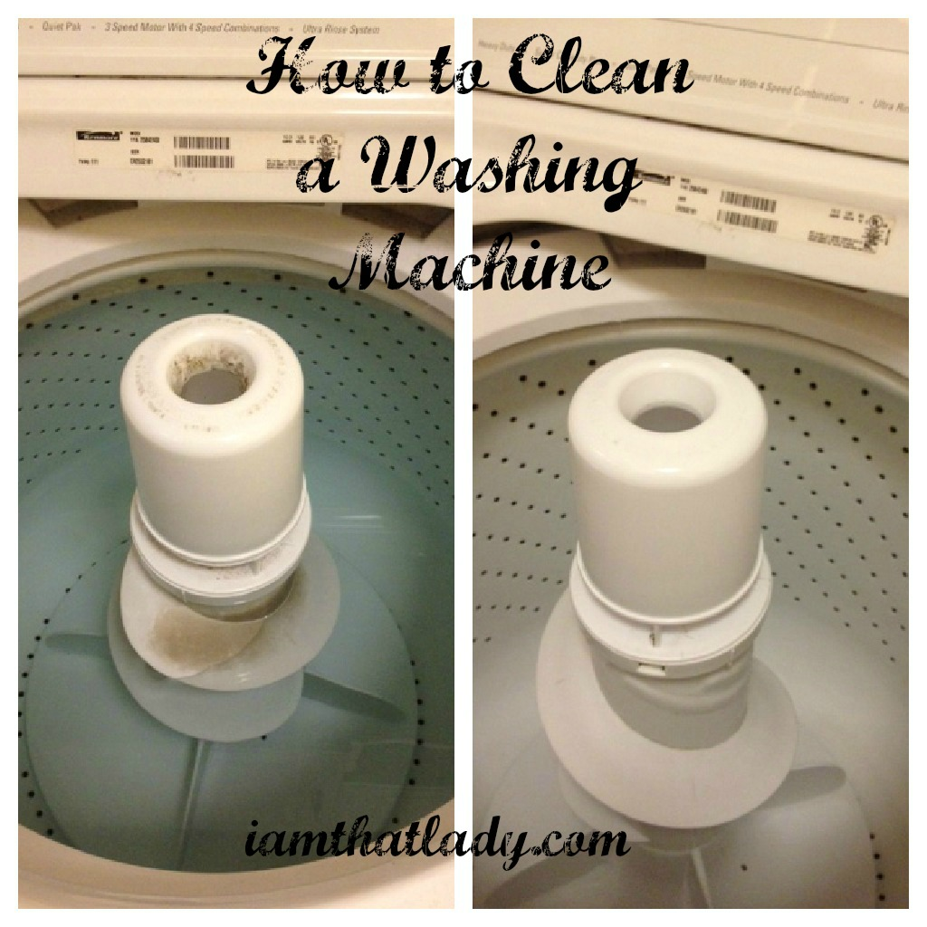 I Accidentally Cleaned My Washing Machine Today Frugal