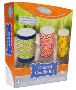 Painted Candle Kit