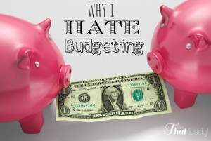 Do you like to set a budget? I hate budgeting but there are so many reason why! Head on over and see!
