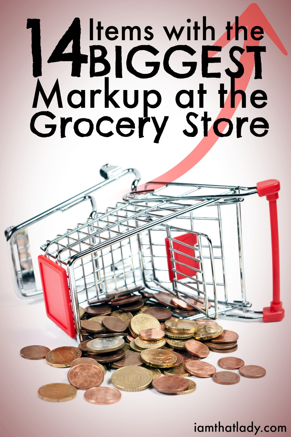 Do NOT buy these 14 Items at the grocery store! They have the biggest markup!