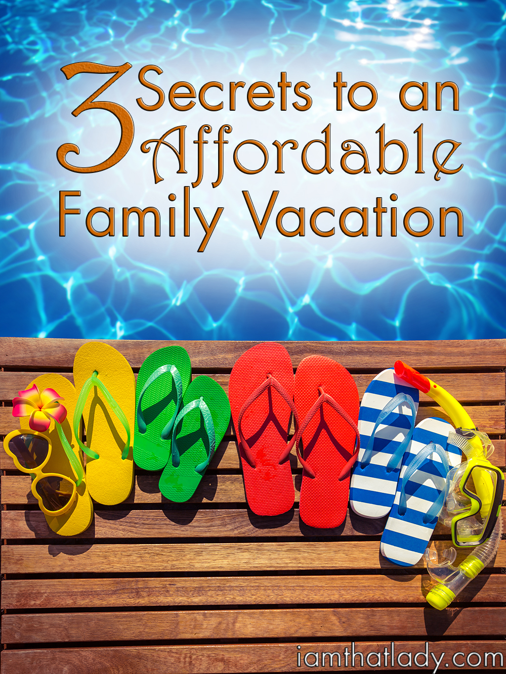 affordable family vacations 3 secrets to an affordable family vacation 12063
