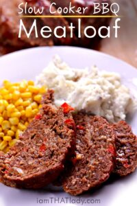 Stop looking for Meatloaf recipes! This will be the last one you make - it is absolutely perfect! So much flavor, so moist, and SO EASY! This is designed for your crockpot!