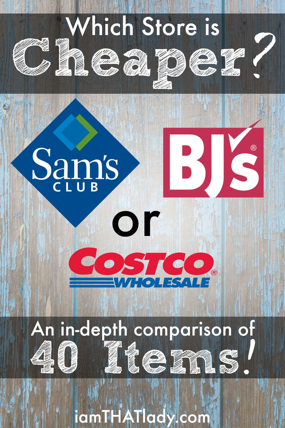 Check Out These Easy Step By Step Tutorials For Halloween: Costco Vs. Sam's Vs. BJ's